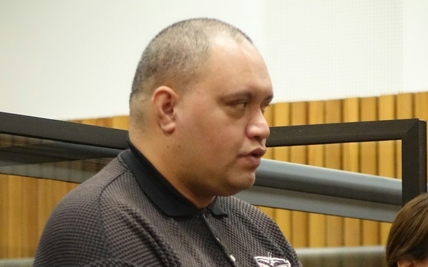 Nigel Allan Hauauru Nelson is on trial in the High Court in New Plymouth