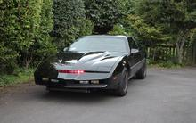 Greg Hackett's KITT replica