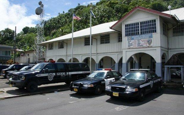 American Samoa police investigating prison escape
