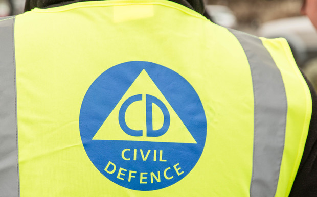 Civil Defence in Havelock North