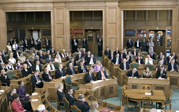 Danish Parliament