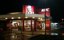 KFC on Massey Rd in Mangere East
