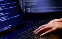 Hacker, cyber attack, (File photo)