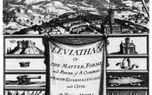 The frontispiece to Thomas Hobbes's classic of modern political philosophy, Leviathan, designed by French artist and printmaker Abraham Bosse
