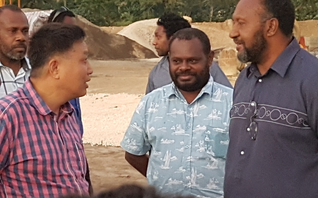 China shares 'fruits of growth' with Vanuatu