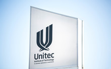Unitec Campus signage in Mt Albert