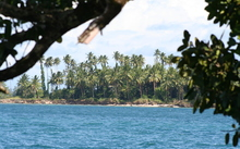 Sea level rise is a growing problem for Pacific Island communities.