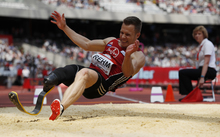 In the lead-up to the Rio 2016 Paralympics, German long jumper Markus Rehm performed a leap that would have won gold at the London 2012 Olympics.