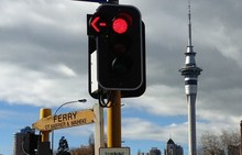How do Auckland's traffic lights work?
