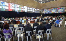 Delegates at the 2015 Pacific Forum summit heard the climate concerns of leaders from small island states.