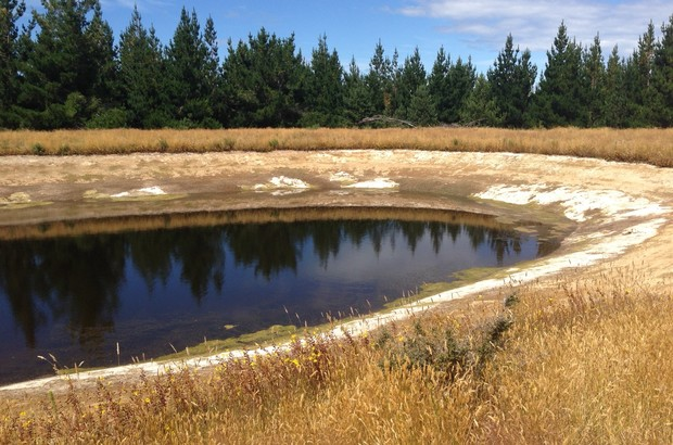 The water supply for the North Bruce Rural Water Scheme is running critically low.