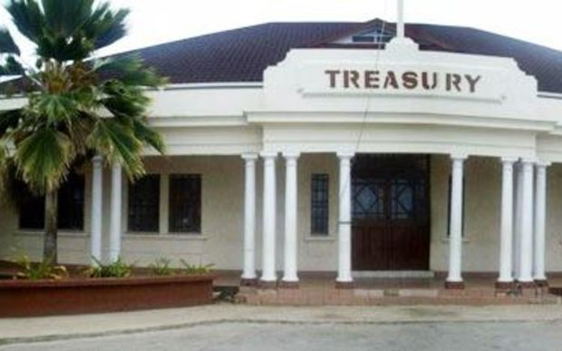 Tonga's Ministry of Finance and Treasury