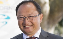 Gisborne District mayor Meng Foon