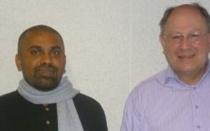 Vijay Devadas and John Drummond