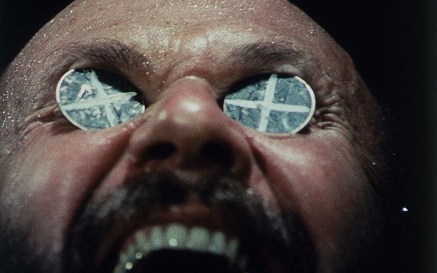 Donald Pleasance is unpleasant in Ted Kotcheff's Wake in Fright
