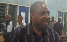 Former Papua New Guinea MP and government minister, Gabriel Kapris.