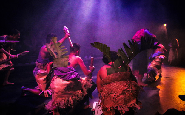 Macbeth War - The Black Friar's Polynesian adaptation of Shakespeare.