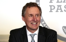 The chief executive of Silver Fern Farms, Dean Hamilton