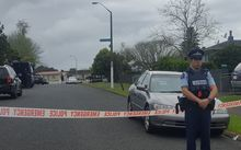 Armed police are patrolling a street in the south Auckland suburb of Manurewa where a man was fatally shot this morning.
