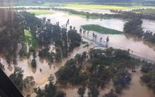 The NSW State Emergency Service has received more than 2000 assistance requests following flooding in the central part of the state.