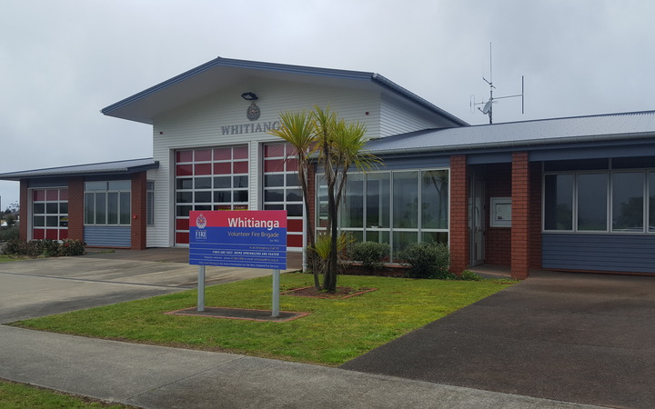 Whitianga Fire Station