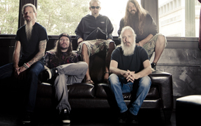 Lamb of God(Mark Morton top right)