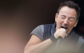 Bruce Springsteen's long-awaited autobriography Born To Run is on its way