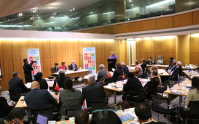 More than 30 delegates from Pacific countries met in Wellington to discuss prioritising sexual and reproductive health in the UN sustainable development goals.