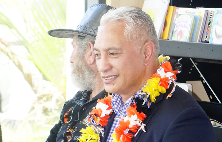 National MP for Te Atatu (West Auckland), Alfred Ngaro