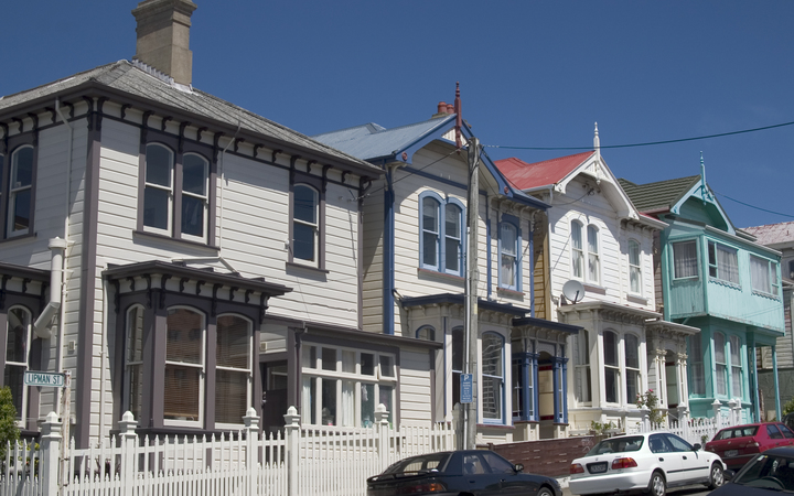 Wellington houses