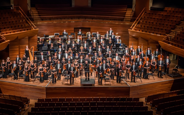 New Zealand Symphony Orchestra 2016