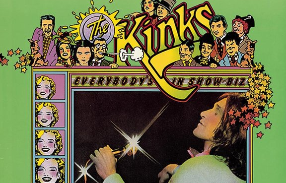 Everybody's In Show-Biz cover image