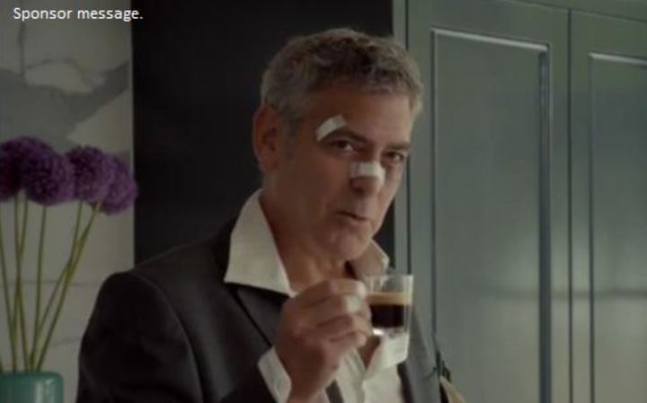 George Clooney was not arrested in an Auckland drug bust . . .