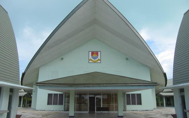 Kiribati MP exposes careless payment