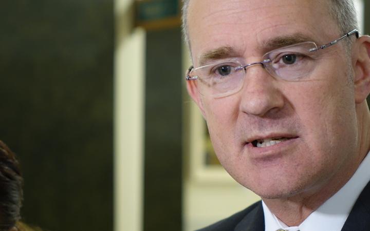 工党议员Phil Twyford。