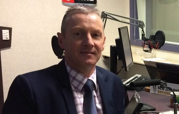 Police Association president Chris Cahill