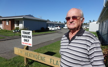 Whanganui Greypower president Graham Adams is opposed to selling all of the city's pensioner housing.