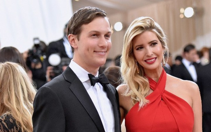 Jared Kushner is married to Donald Trump's daughter Ivanka.