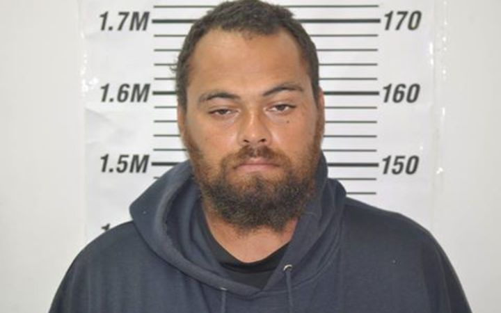 A photo released by the Cook Islands Police Service, which is looking for Chris Rimamotu of Titikaveka.