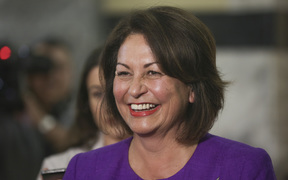 Education Minister Hekia Parata.