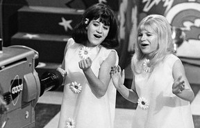 The Chicks on C'Mon 1968