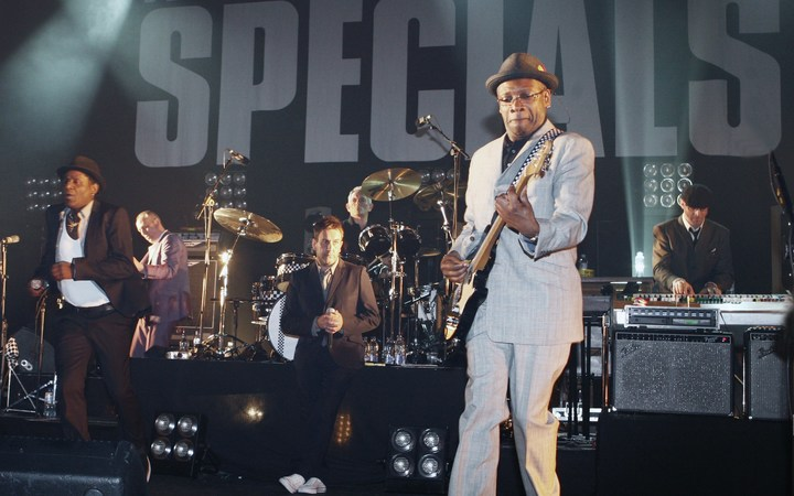 The Specials play WOMAD 2017