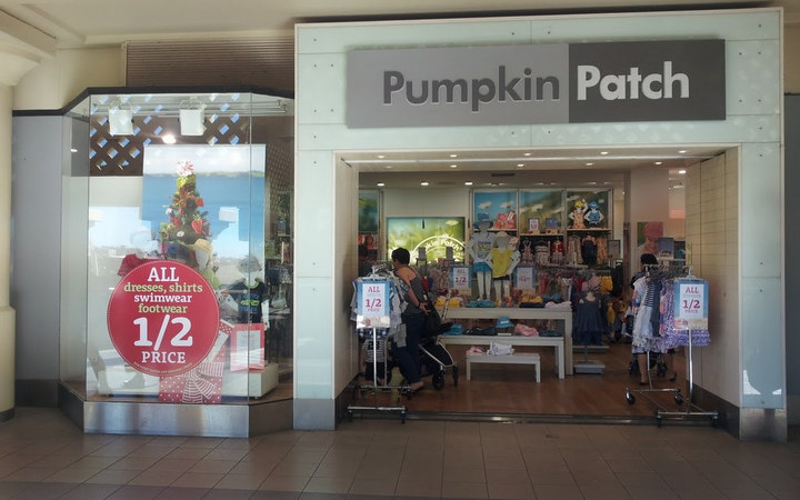 Some Of The 160 Pumpkin Patch Stores Across New Zealand And Australia Are Likely To Close