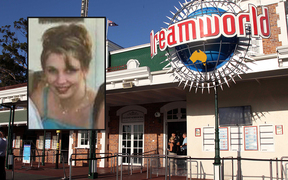 New Zealand woman Cindy Low, inset, was one of four victims who died after an accident at the Dreamworld theme park in Australia.