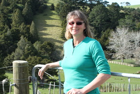 Bev Trowbridge  Muriwai Valley Farm