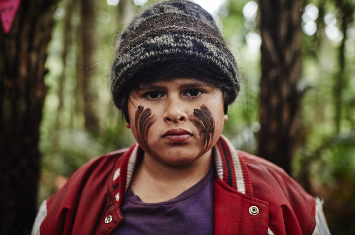 Julian Dennison in Hunt for the Wilderpeople