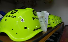 Pacific Helmets supplies products to most of Australia's 500,000 emergency services personnel.