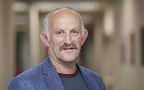 Gareth Morgan, Economist and leader of The Opportunities Party.