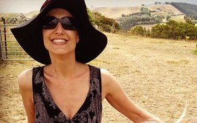 Wellington Lawyer, Lecretia Seales, who is dying of a brain tumour.