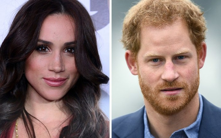 Meghan Markle and Prince Harry have been in a relationship for a few months.